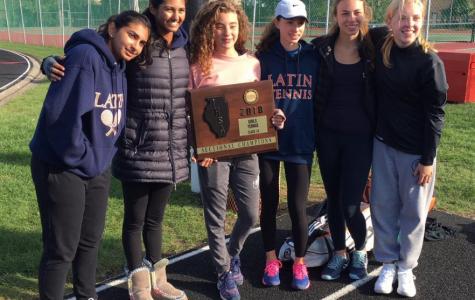 Latin Girls Tennis Takes Second at State