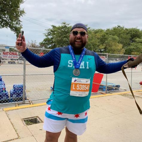 Latin's Very Own Marathoners
