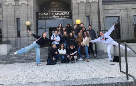 Architecture, Halloween Festivities, and The Bulls: 2019 French Exchange