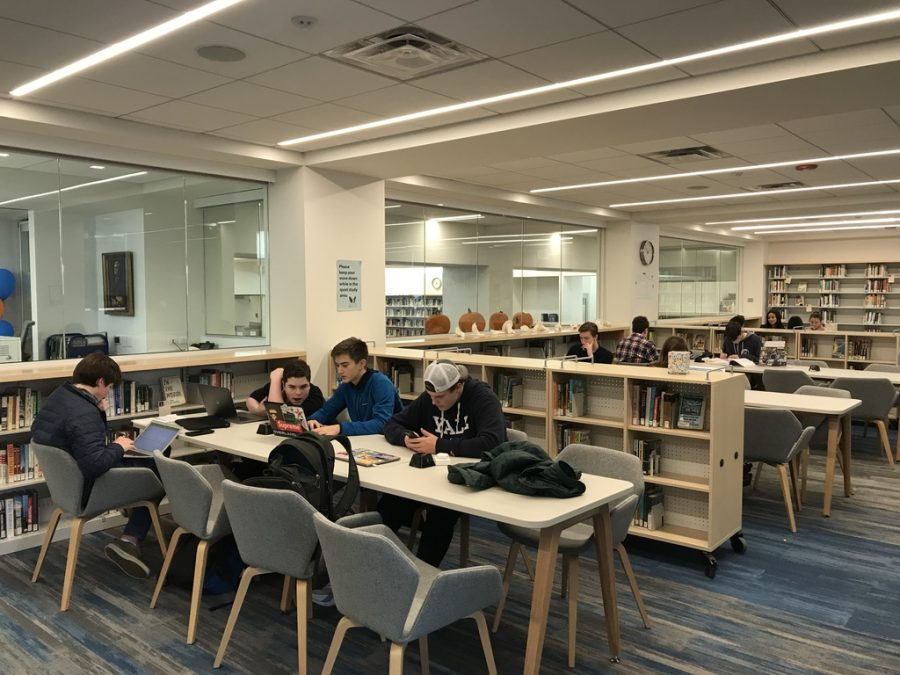 The Learning Commons A Year Later