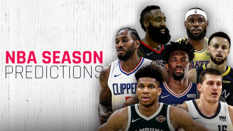 A Look into the Upcoming NBA Season