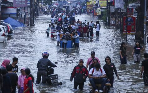 The Indonesian Floods of 2020