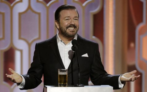 On Ricky Gervais' Golden Globes Monologue