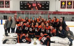 Huge Girls Hockey Win on Friday