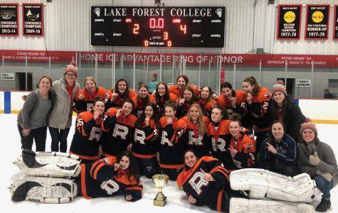 Huge Girls Hockey Win on Friday