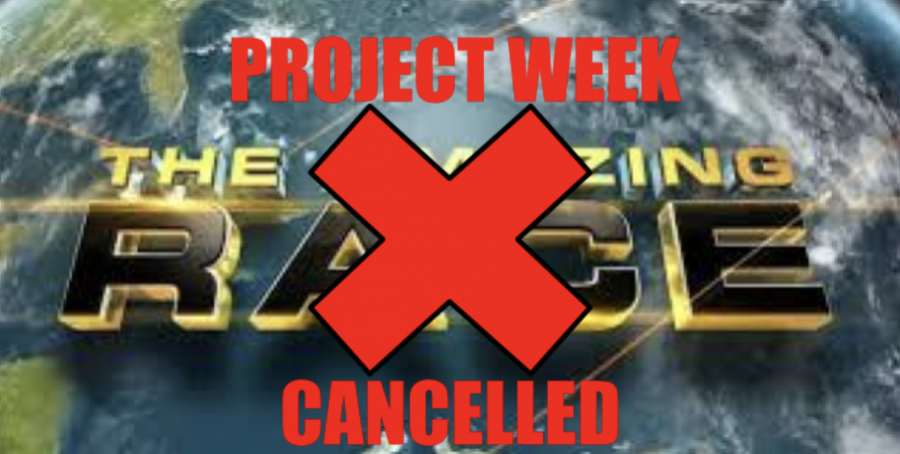 Breaking: Amazing Race Project Week Cancelled