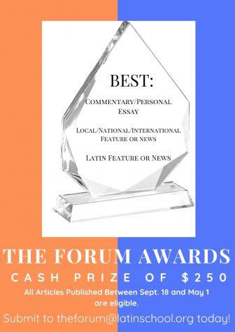 The Forum Awards 2020