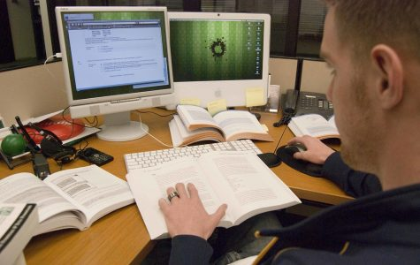 Some think that taking online exams presents an opportunity for academic dishonesty