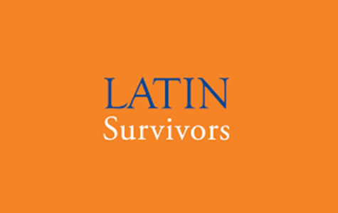 The Survivors of Latin Logo, as used on Facebook and Instagram