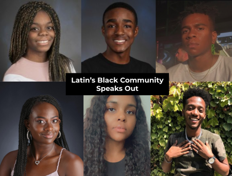 Latin's Black Students & Alums Speak Out Against Police Brutality