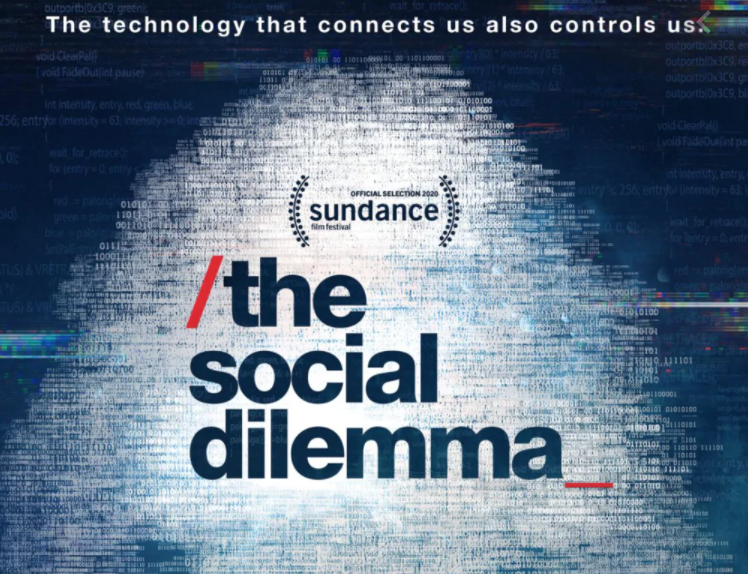 Movie poster for The Social Dilemma