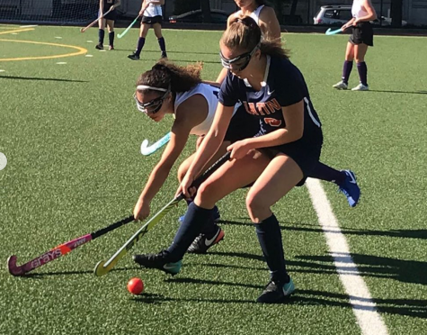 Field Hockey Players Respond to Spike in Team Size