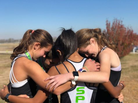 "Girls and Boys Cross Country Compete at ""Fake State,"" Ava Parekh Div. II Champion"