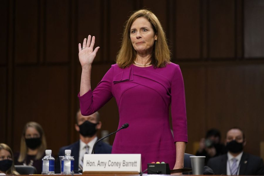 Summarizing the Partisanship of Amy Coney Barrett's Confirmation Hearing
