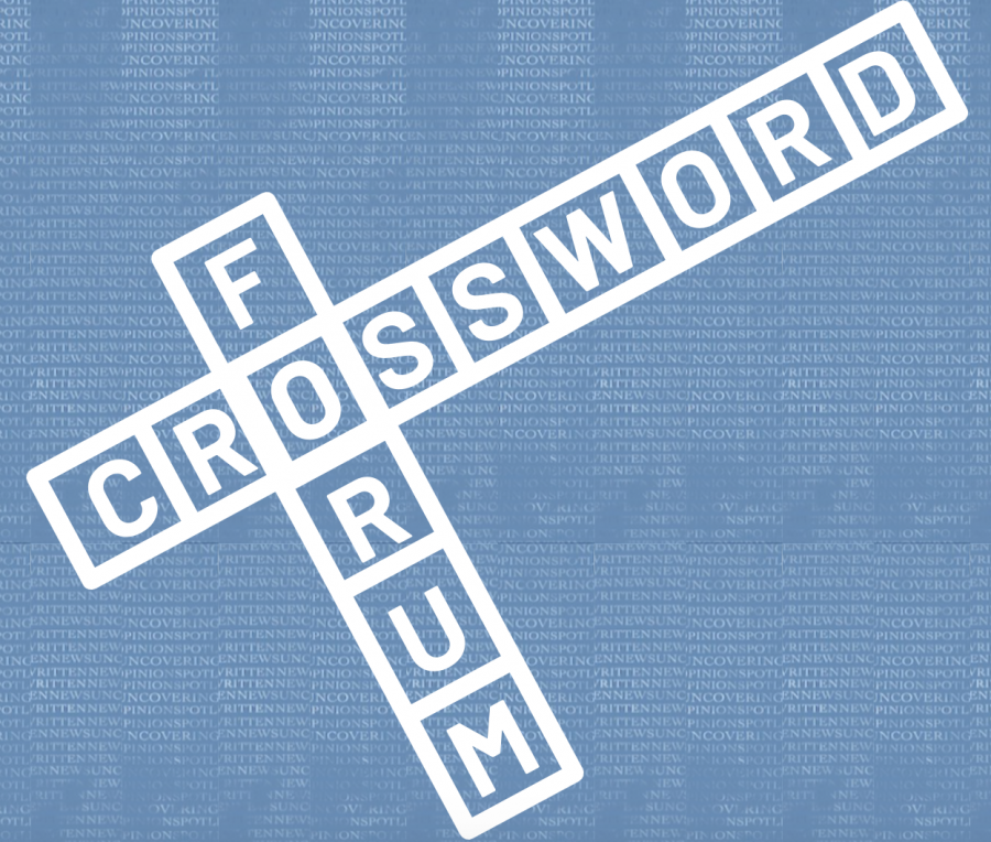 The Forum Crossword: Some Highlights of First Semester