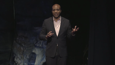 Dr. Derrick Gay Spearheads Uplifting MLK Commemoration, Shares Climate Assessment Results In Part