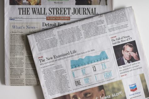 Latin's Wall Street Journal Acquisition Offers Students Broader Range of Political Perspectives