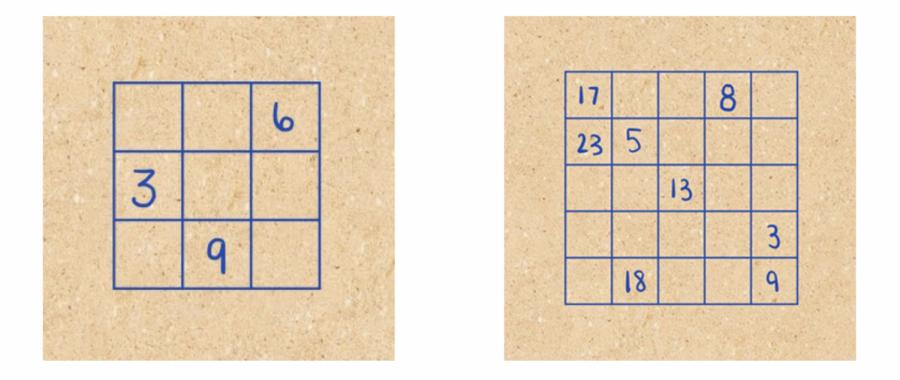 Math Puzzle #3