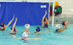 Girl's Water Polo Team