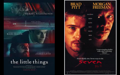 The similarities between The Little Things and Se7en are undeniable, but are they deal breakers?