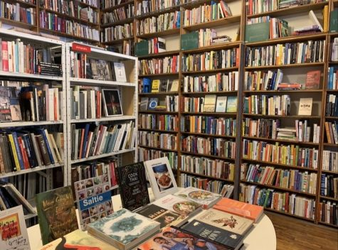 Time to Turn Away from Amazon and Toward Bookstores