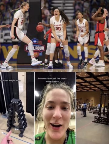 Gender Discrimination at The Women's NCAA Basketball Tournament Brought to Light Through TikTok