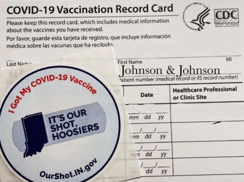 COVID-19 Vaccination Record Card