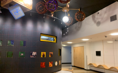 Latins science center, located on the fourth floor of the Middle School.