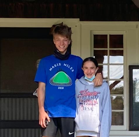 Athletes of the Issue: Ben Gibson & Mia Kotler