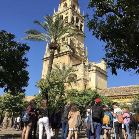 A 2019 Project Week Exchange Trip to Madrid, Spain